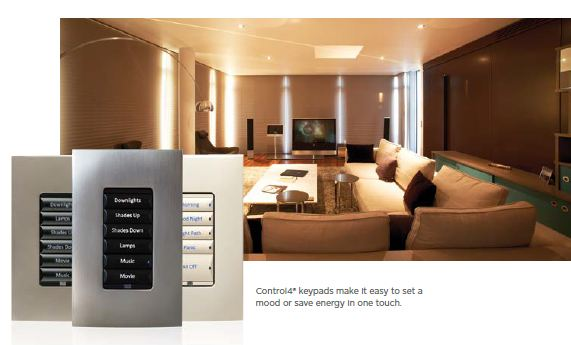 With a Control4 system you can turn any standard outlet into two smart outlets ready to control just about any electrical device. Itu0027s really that easy. & Residential Services | XYZ Dimensions LTD azcodes.com